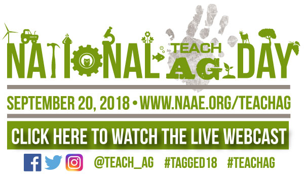 2018 Teach Ag Day