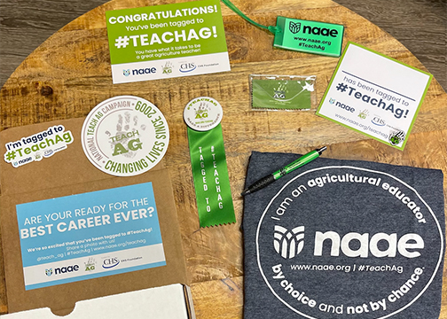Order a Teach Ag Kit