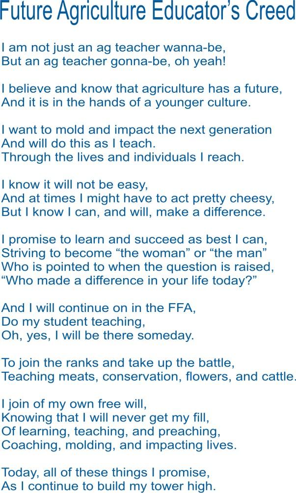 national teach ag campaign